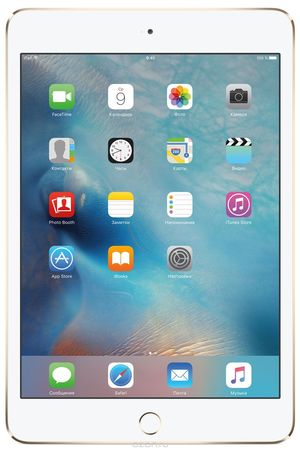Apple iPad mini 4 Wi-Fi 16GB, Silver