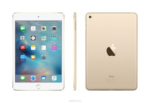 Фото: Apple iPad mini 4 Wi-Fi 16GB, Silver